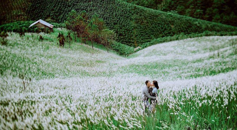 ảnh phong cảnh đẹp Đà Lạt