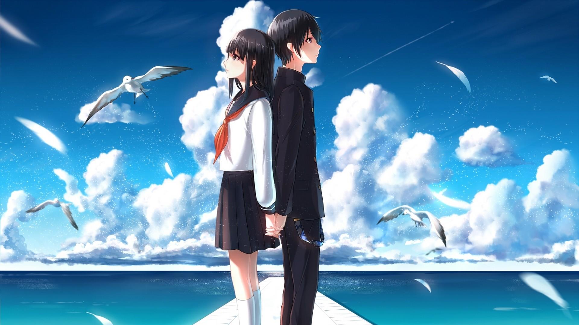 Nếu là một fan của Anime thì bạn không nên bỏ qua bộ sưu tập hình ảnh về tình yêu này đâu. Bởi vì đây là những hình ảnh Anime đẹp nhất ...