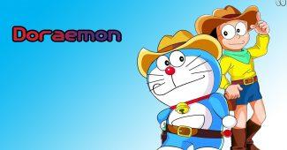 hình nền Doremon dễ thương