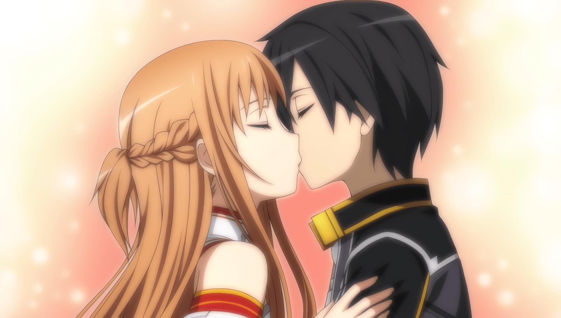 Vừa rồi là tuyển tập những hình nền anime hôn nhau lãng mạn và đẹp nhất, chất lượng HD rõ nét nhất mà chúng tôi gửi đến bạn.