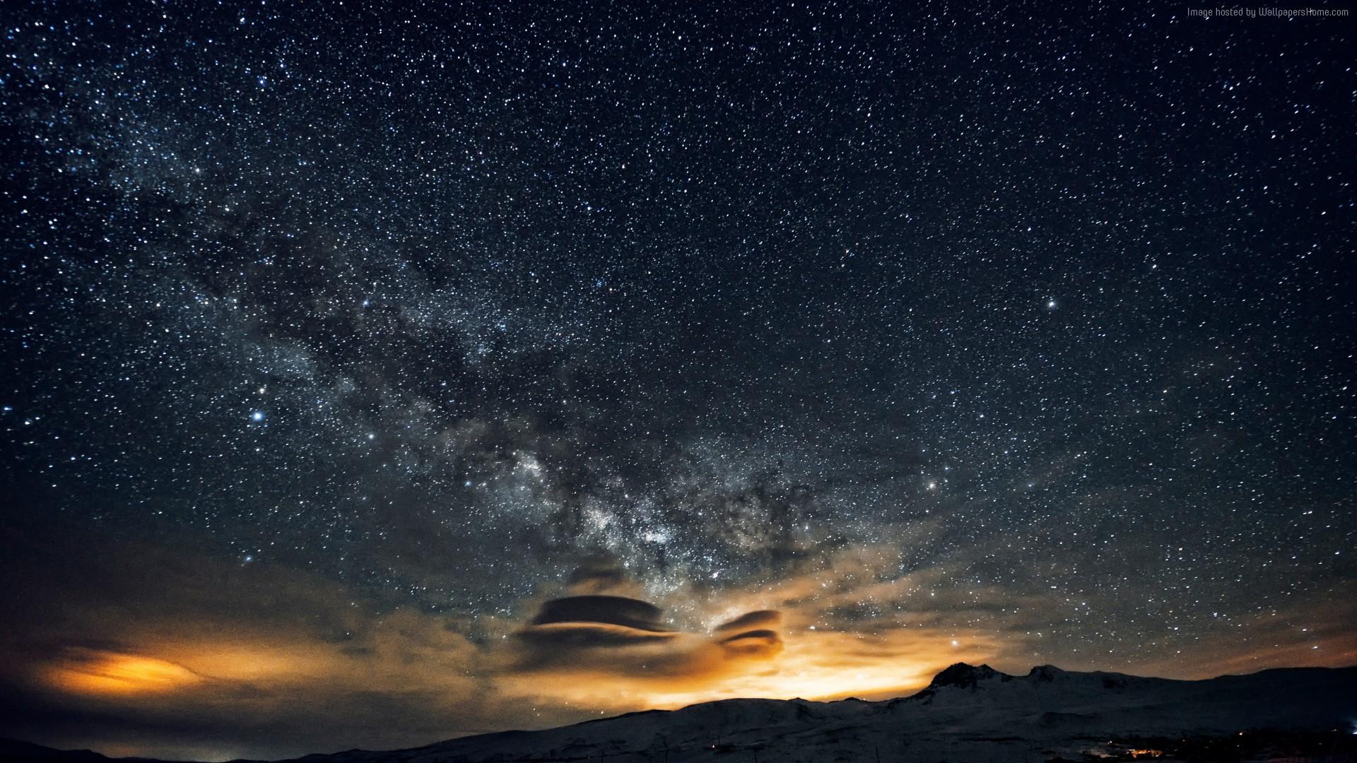 tải ảnh bầu trời đầy sao