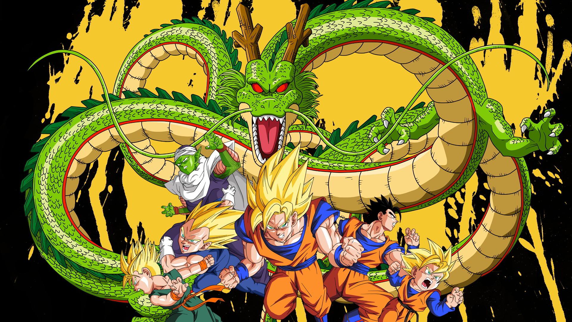 Tuyển chọn những hình ảnh bảy viên ngọc rồng đẹp nhất với nhân vật chính là Songoku.