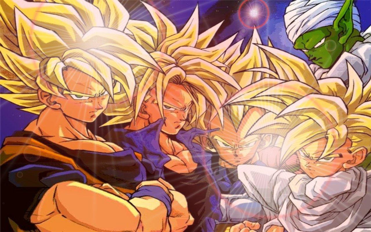 Hình ảnh đẹp của Goku