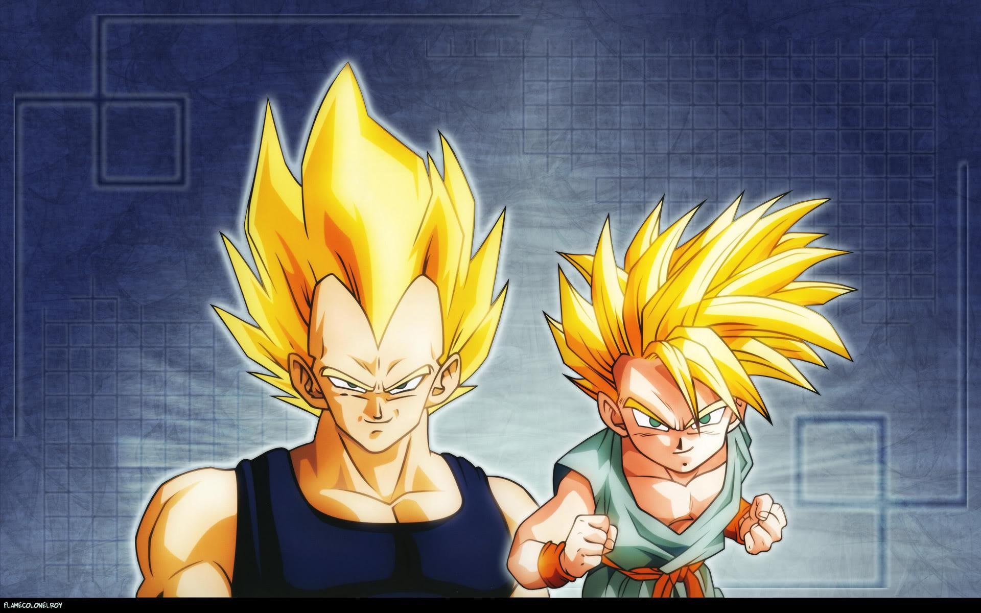 hình nền Goku
