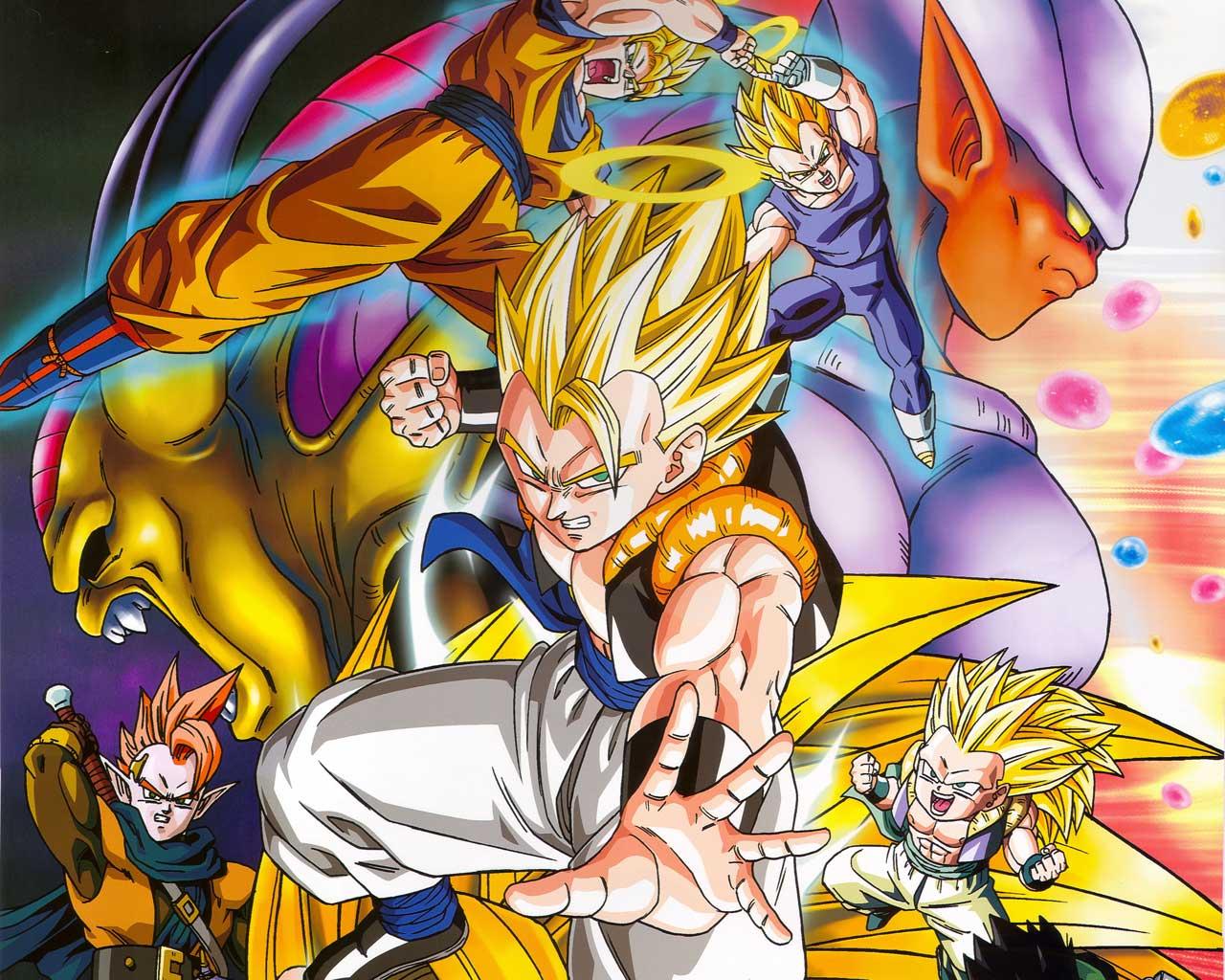 hình nền đẹp của Goku