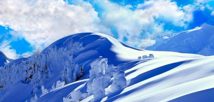 hình ảnh phong cảnh mùa đông