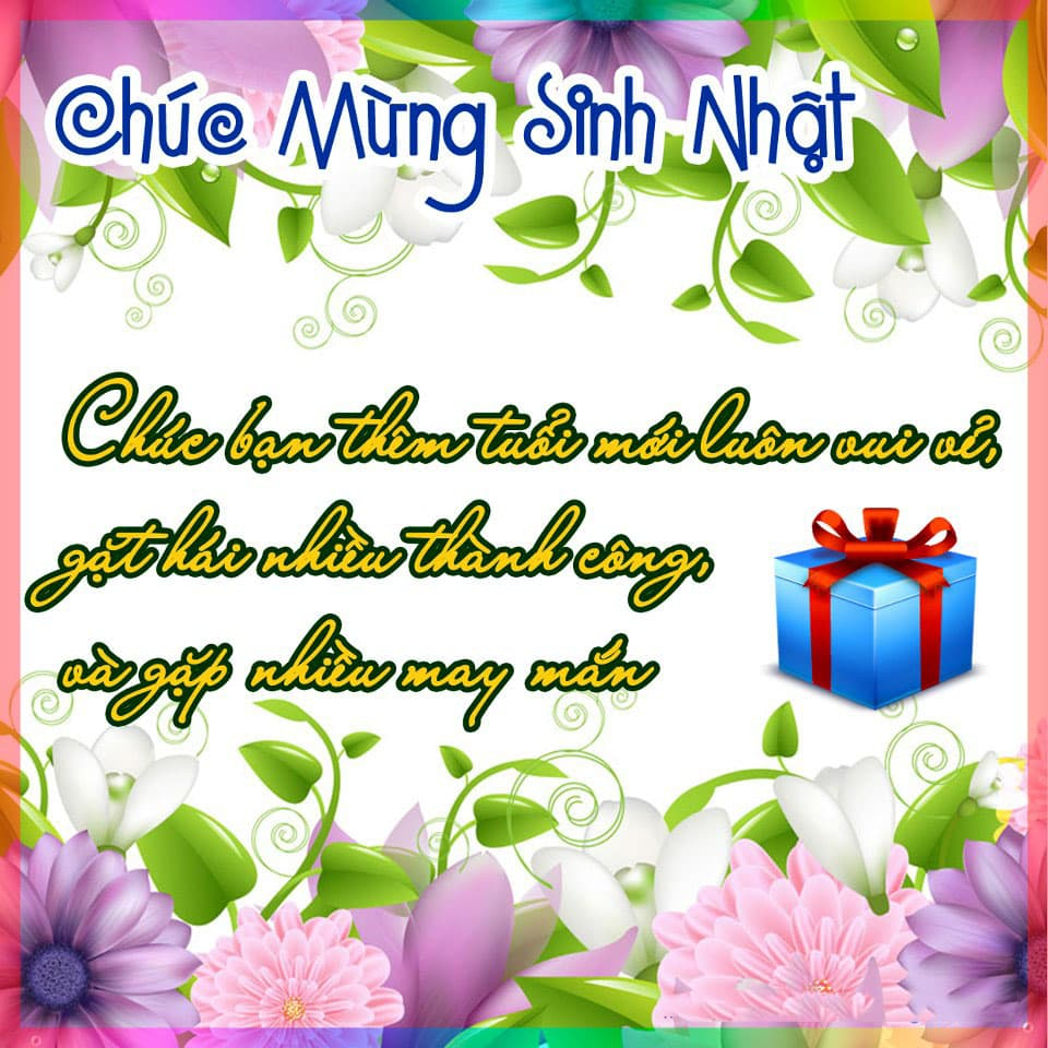 hinh anh thiep mung sinh nhat doc dao