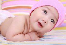 Hình nền em bé đáng yêu