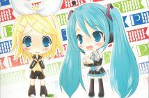Hình nền anime chibi dễ thương