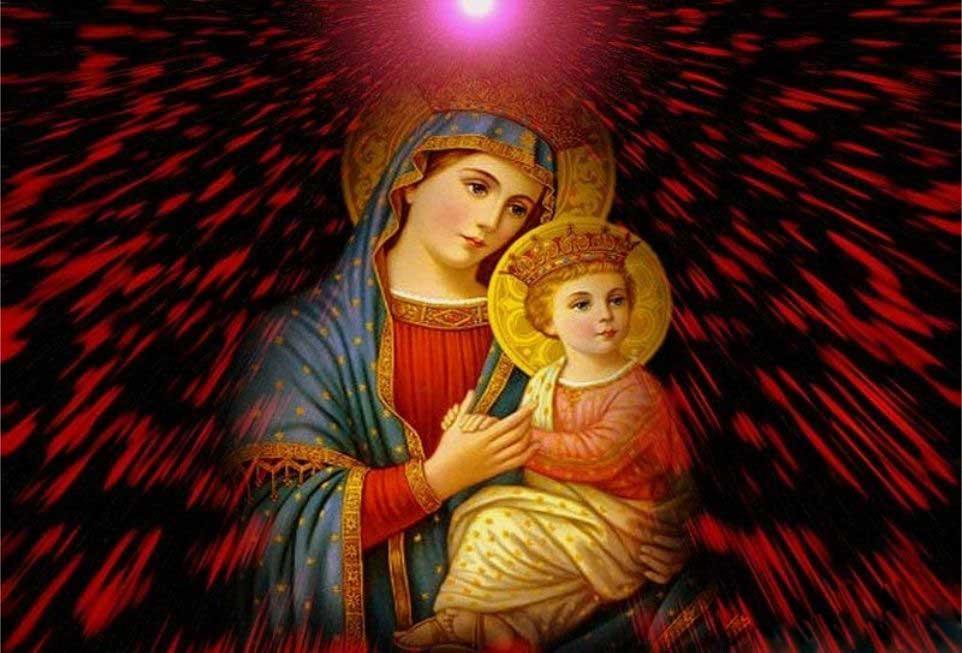 tải ảnh đức mẹ maria