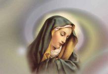 hình ảnh đức mẹ maria