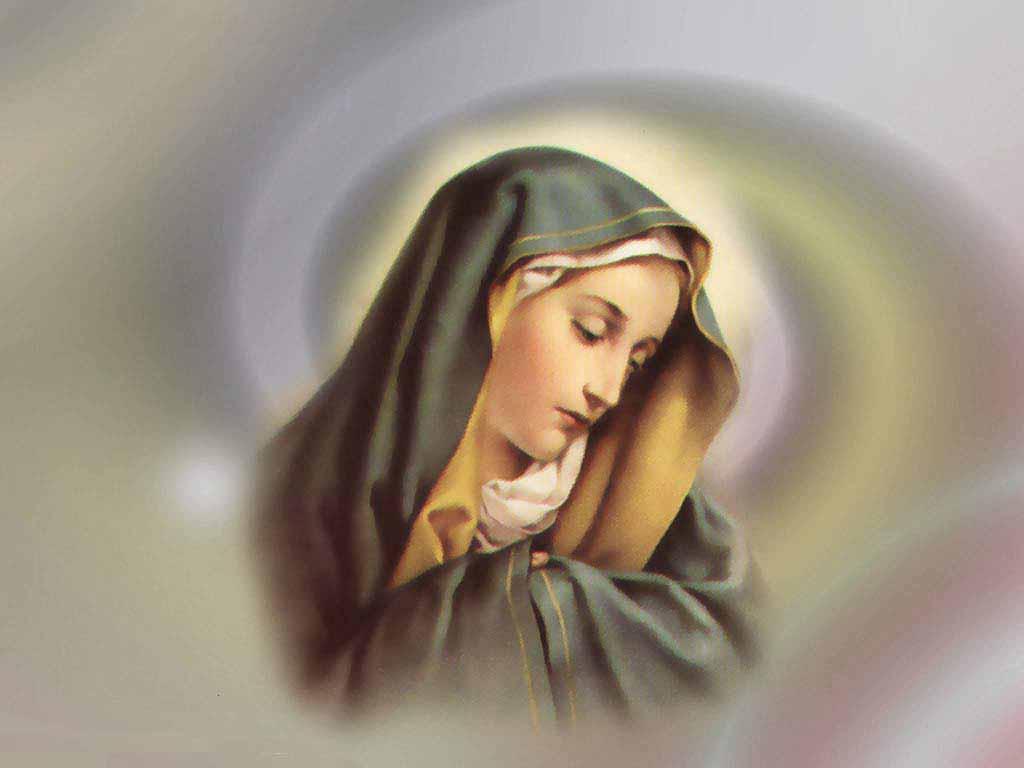 ... bà được con dân của mình tin yêu và biết ơn nhờ đức hạnh của bà cũng như công lao to lớn trong cuộc đời của Chúa Giêsu. tải ảnh ...