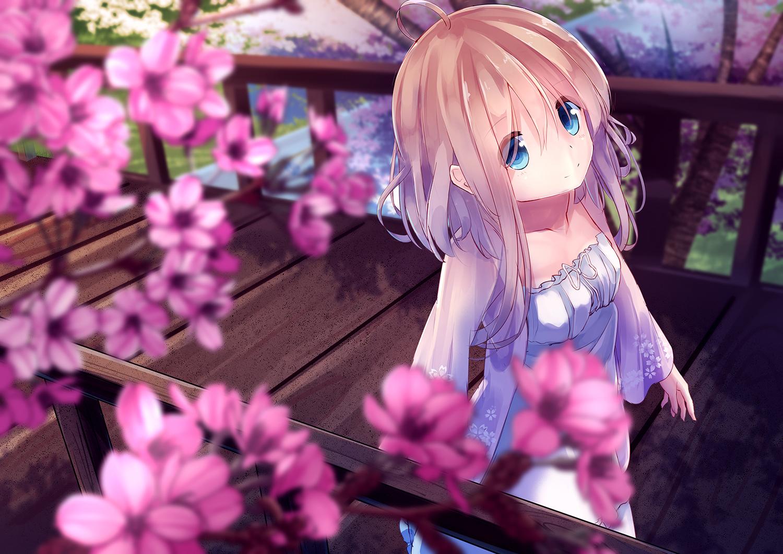 hinh nen anime girl dang yeu 31