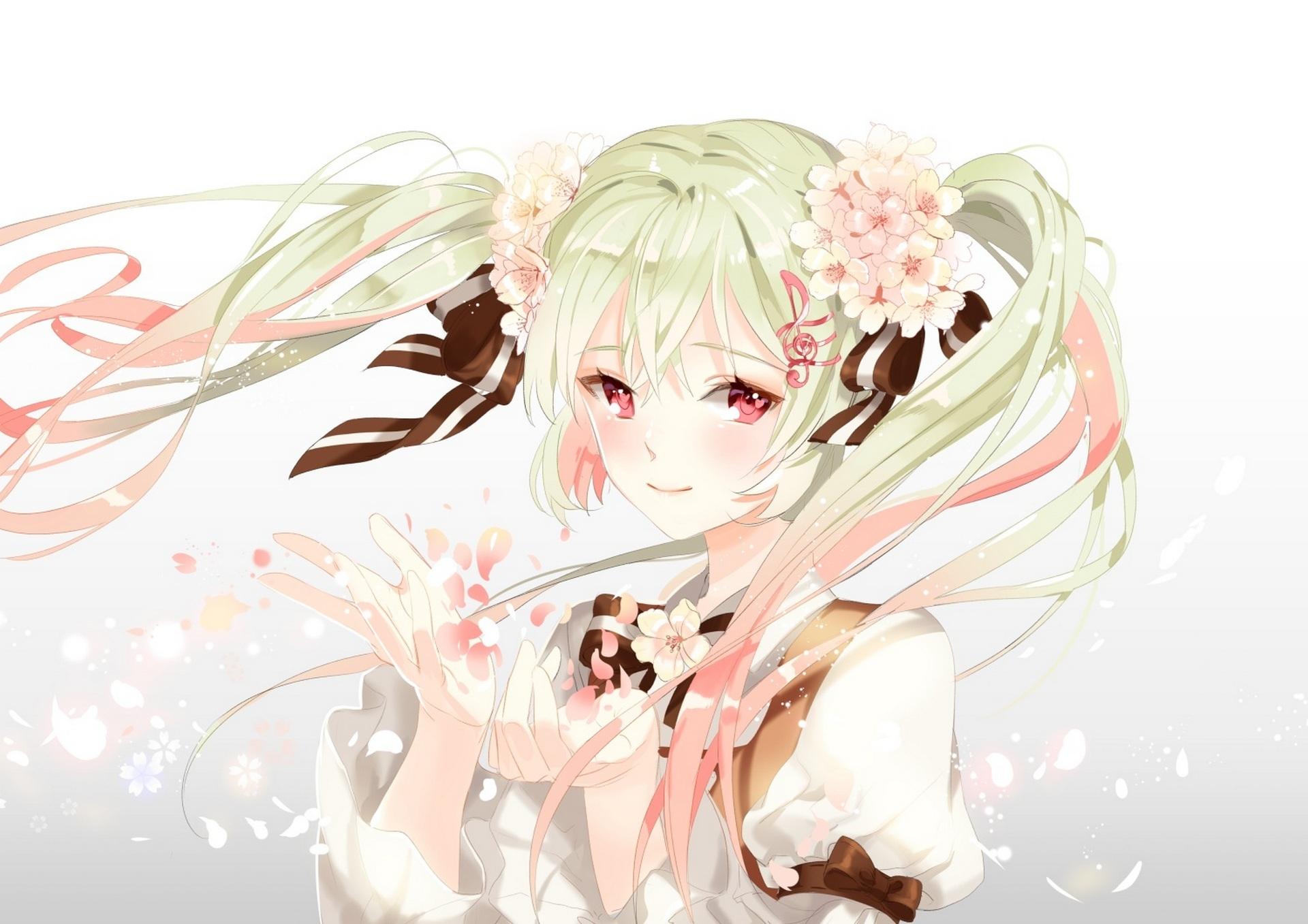 hinh nen anime girl dang yeu 78