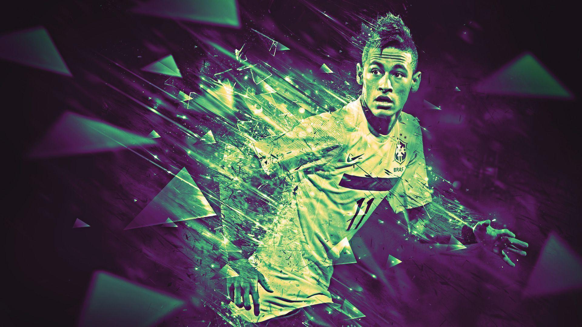 Neymar được biết đến là một cầu thủ nổi tiếng của đội tuyển Brazil. Anh có lối chơi khá phóng khoáng và đặc trưng, với phong cách đậm chất Brazil, ...