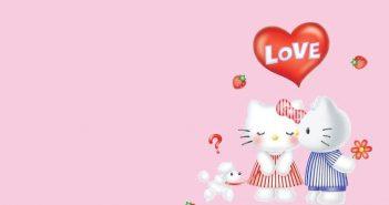 hình nền tình yêu dễ thương kute