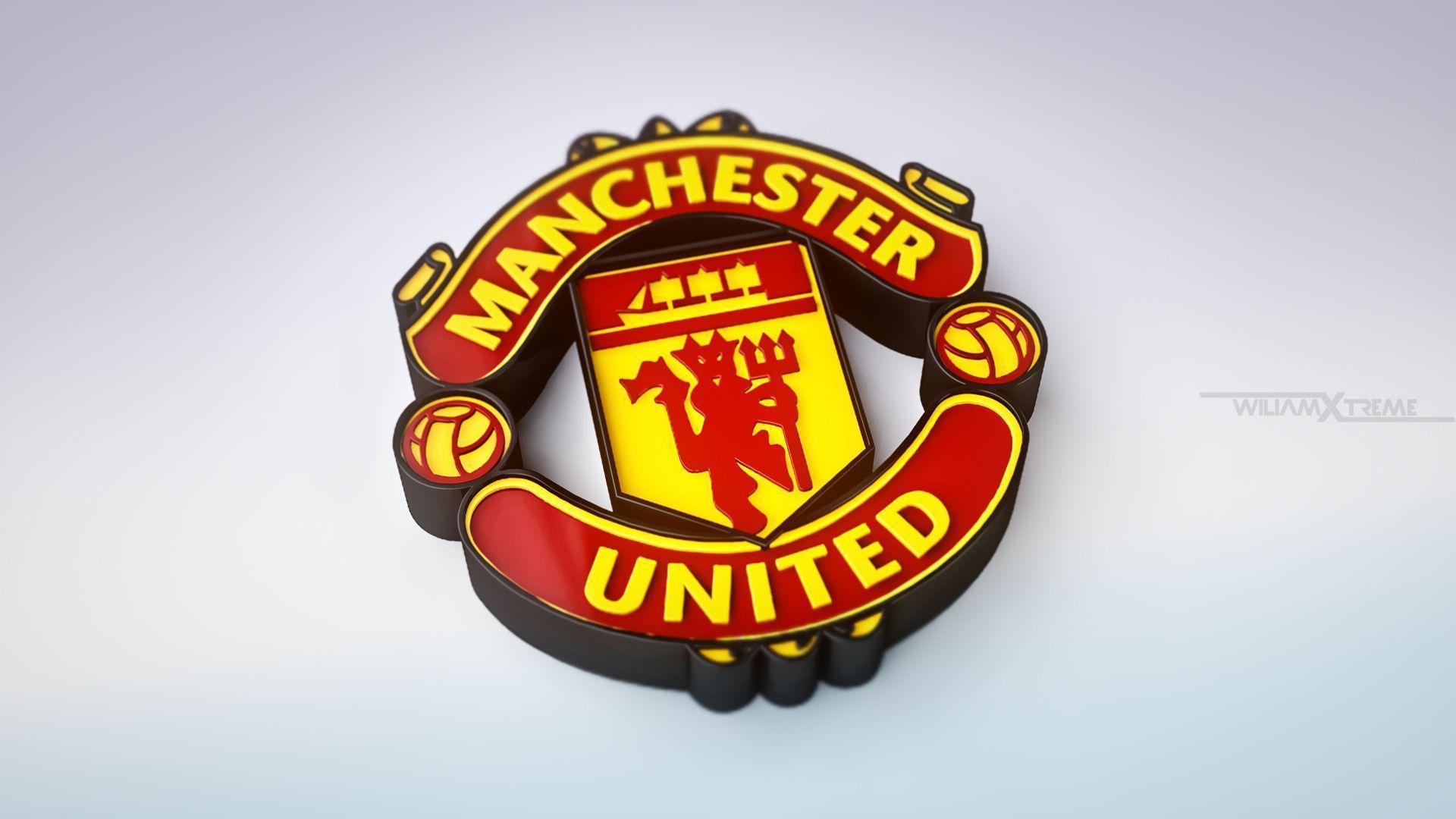 logo manchester United đẹp