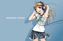 Hình nền anime girl cá tính