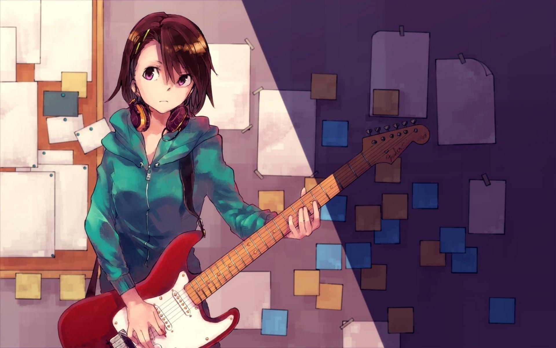 anime girl ca tinh 13