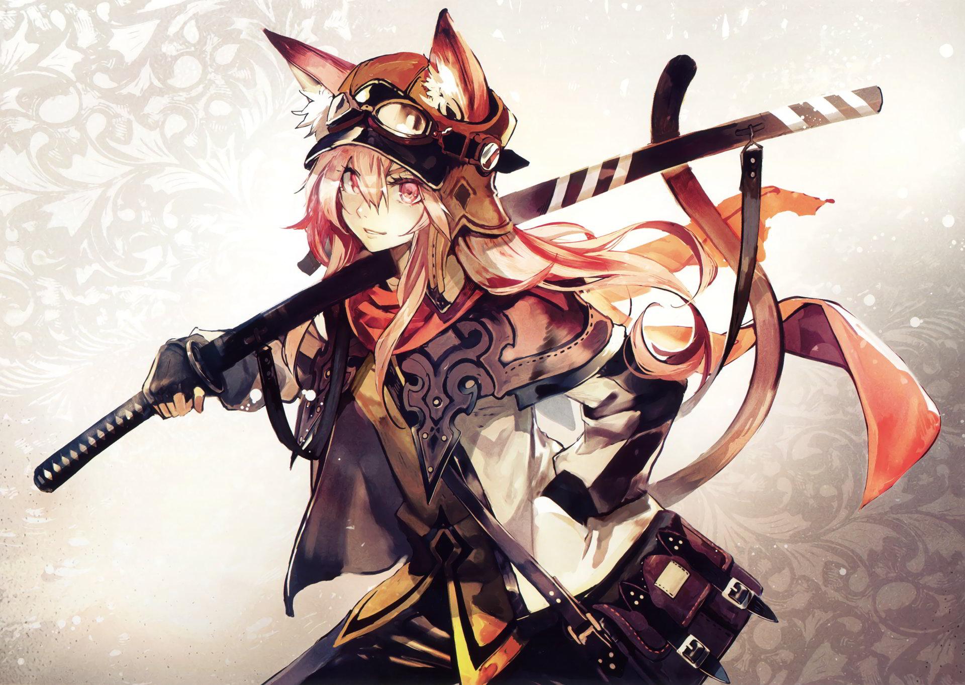 anime girl ca tinh 36