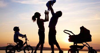 hình ảnh gia đình hạnh phúc