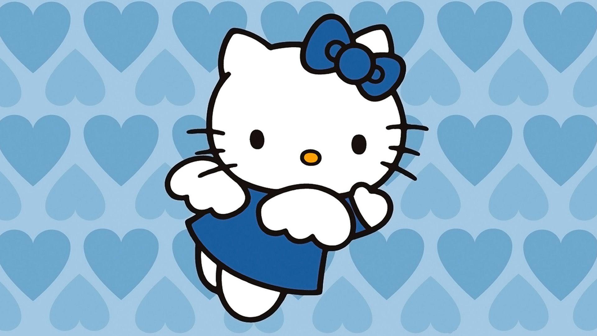 hình nền mèo kitty đáng yêu nhất
