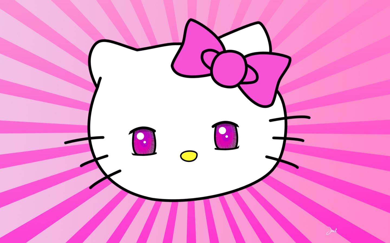 hình ảnh mèo hello kitty kute