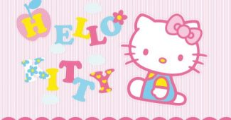 hình nền mèo hello kitty đẹp