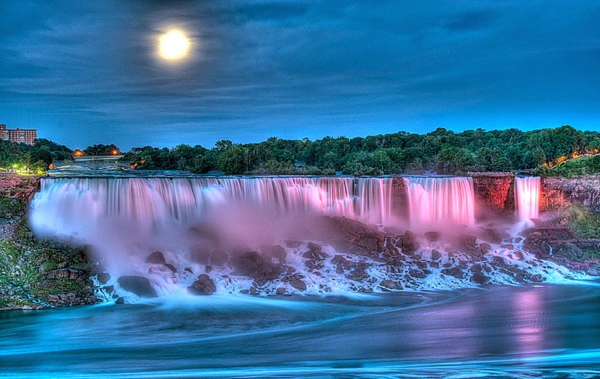 Bộ album hình ảnh thác nước đẹp nhất thế giới