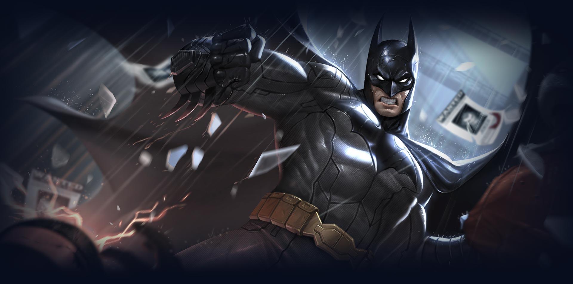 Hình nền Liên Quân Batman