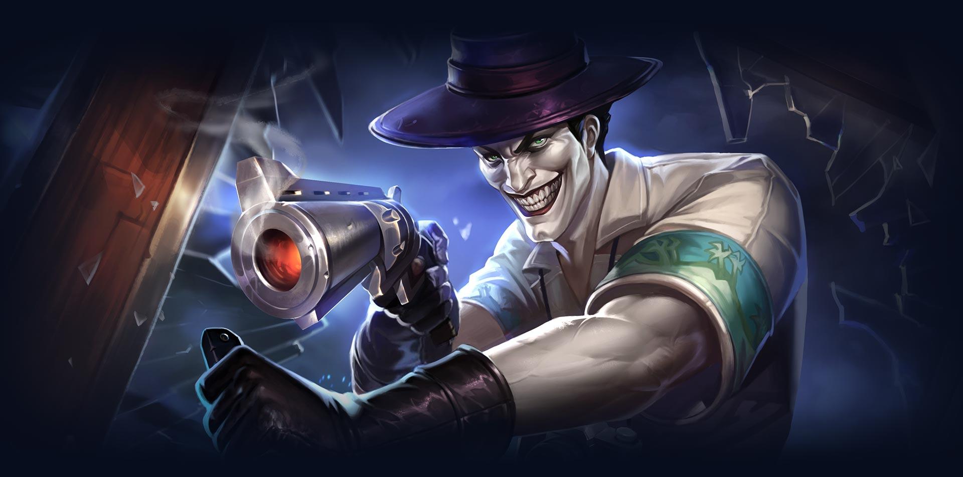 Hình nền Joker Liên Quân