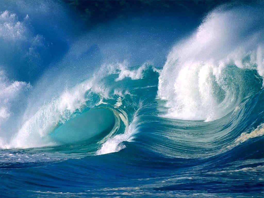 hình ảnh sóng biển đẹp cho desktop
