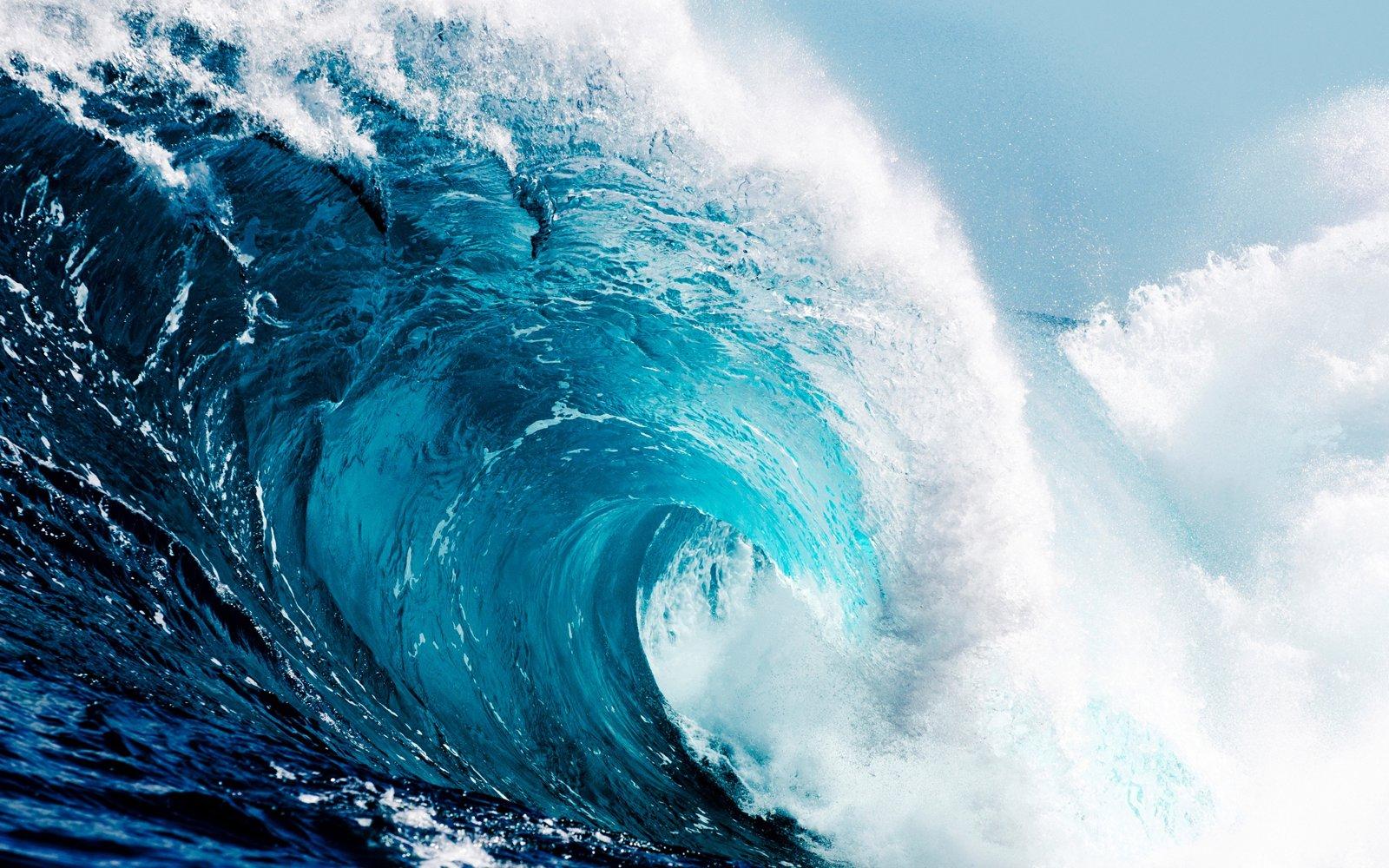 hình nền sóng biển đẹp