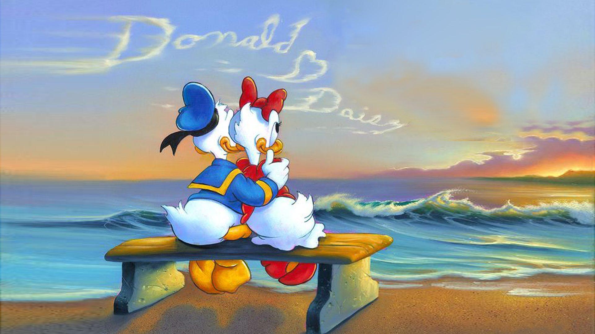 hình ảnh đẹp của vịt donald