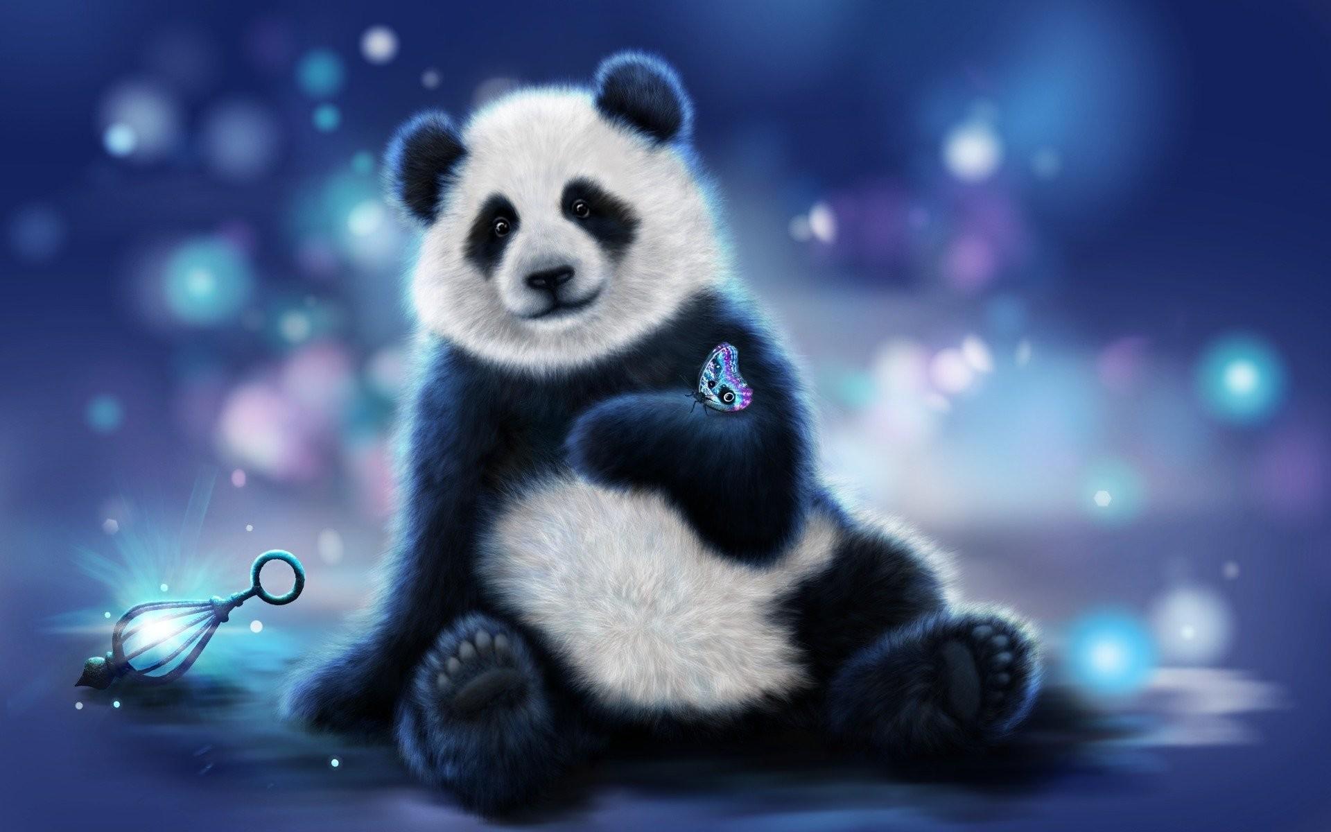 hinh gau truc panda 31