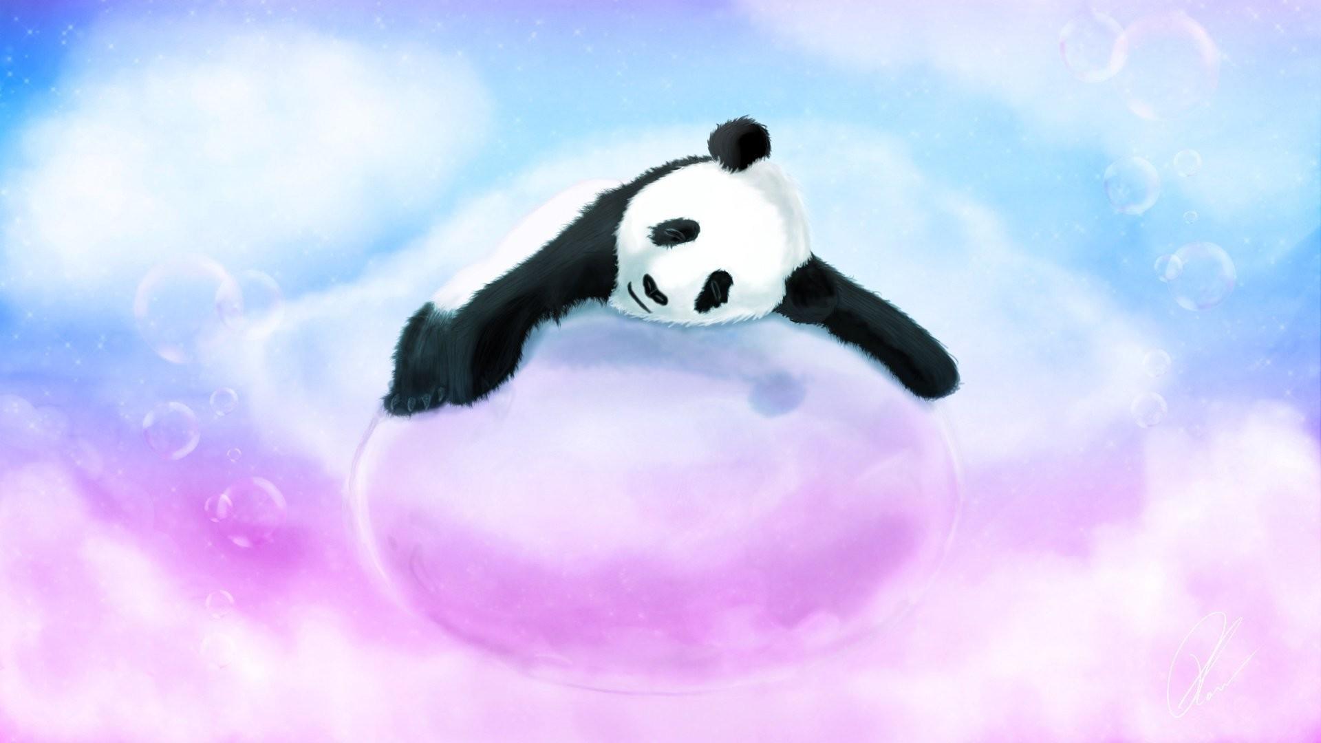 hinh gau truc panda 35