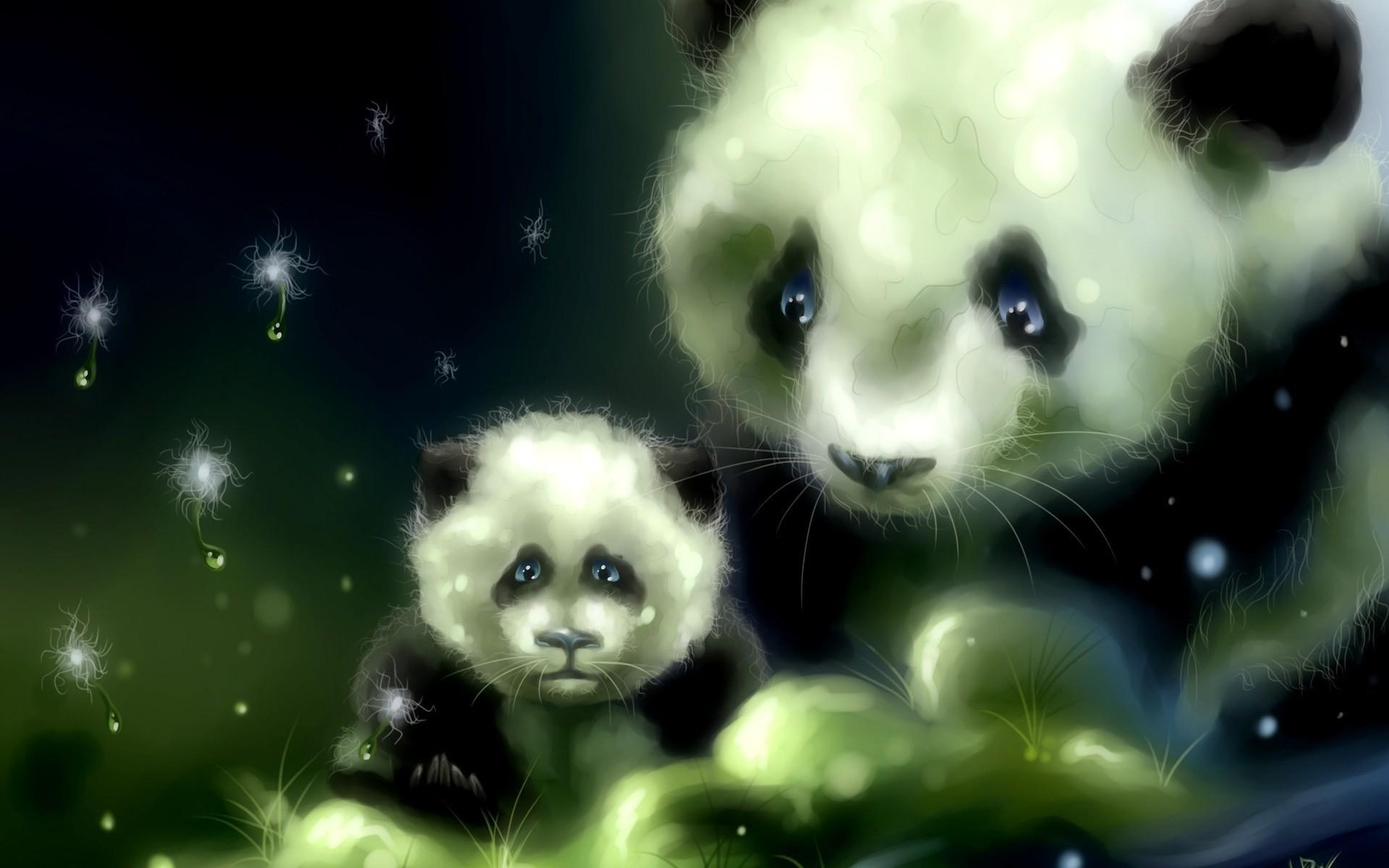 hinh gau truc panda 4