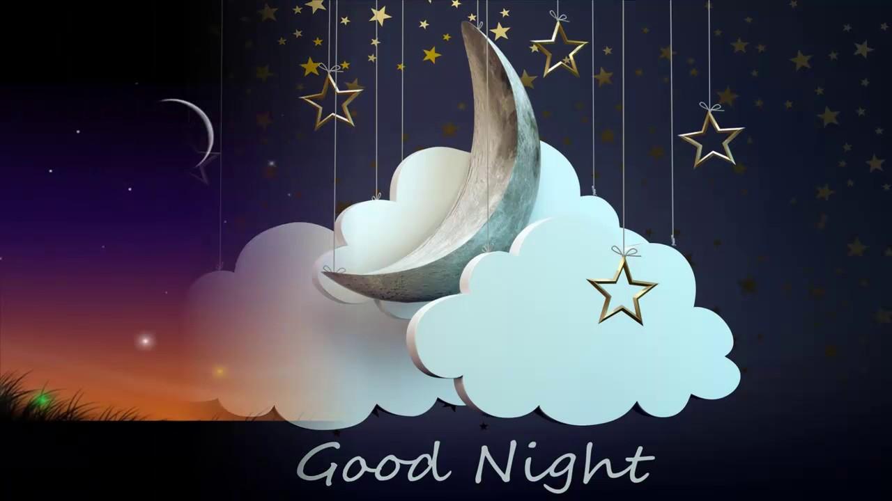 hình ảnh Good Night đẹp