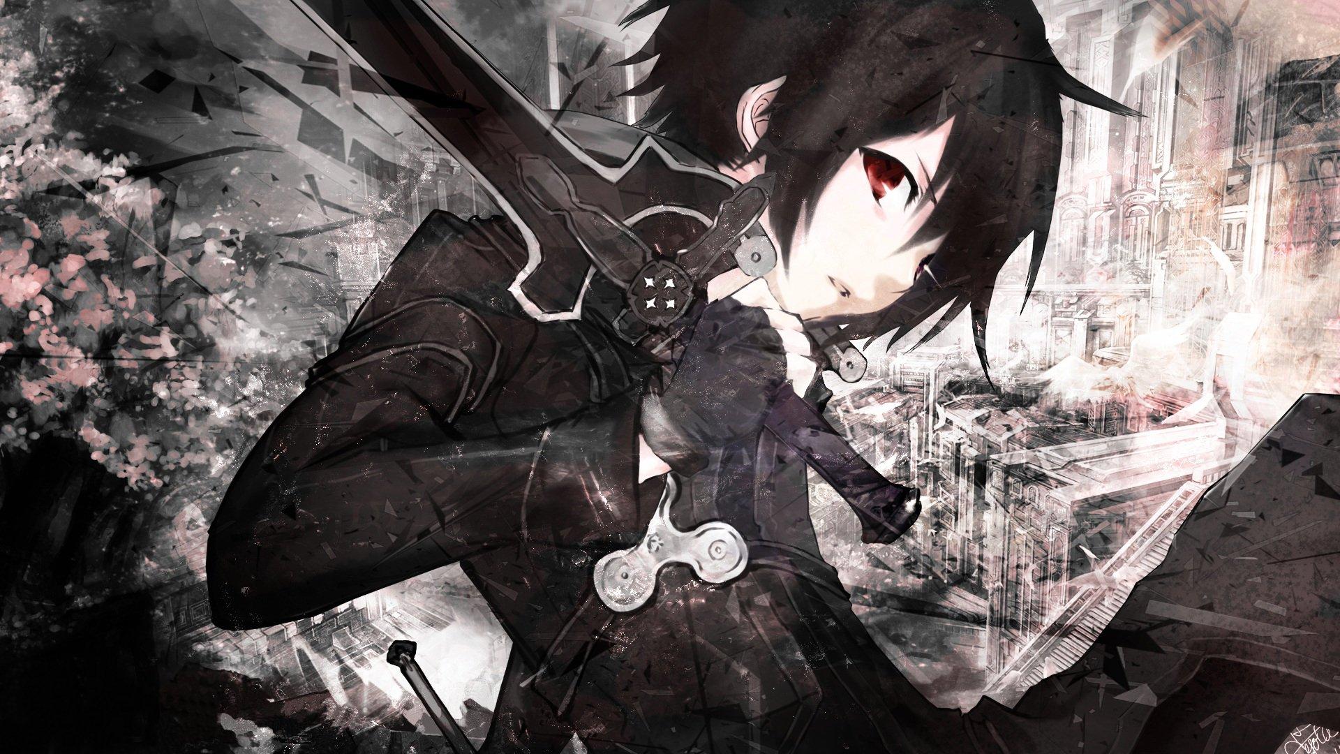 Hình ảnh Kirito không những đáng yêu mà còn rất ngầu và chất nữa. Những hình ảnh này ghi lại khoảnh khắc siêu ngầu và đẹp của mỗi nhân vật.