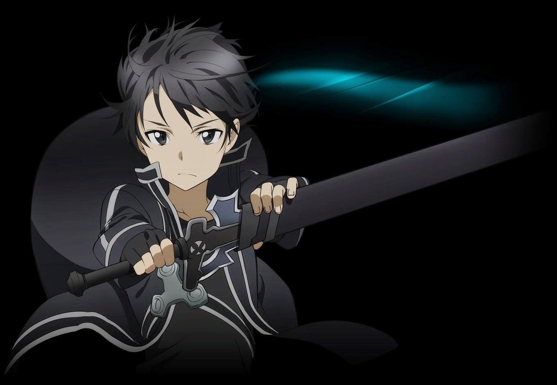 hình ảnh đẹp của Kirito