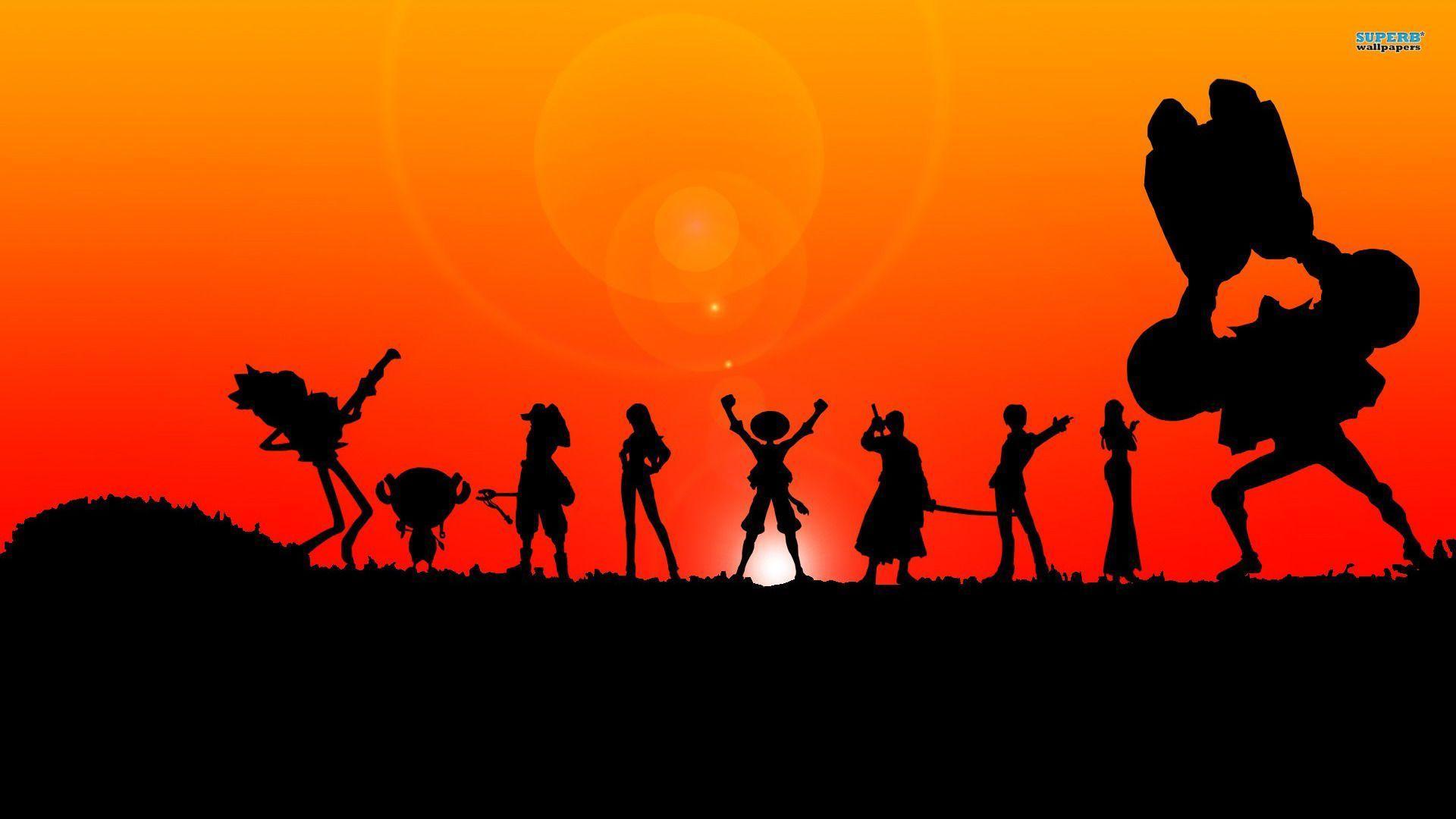 Hình nền Luffy