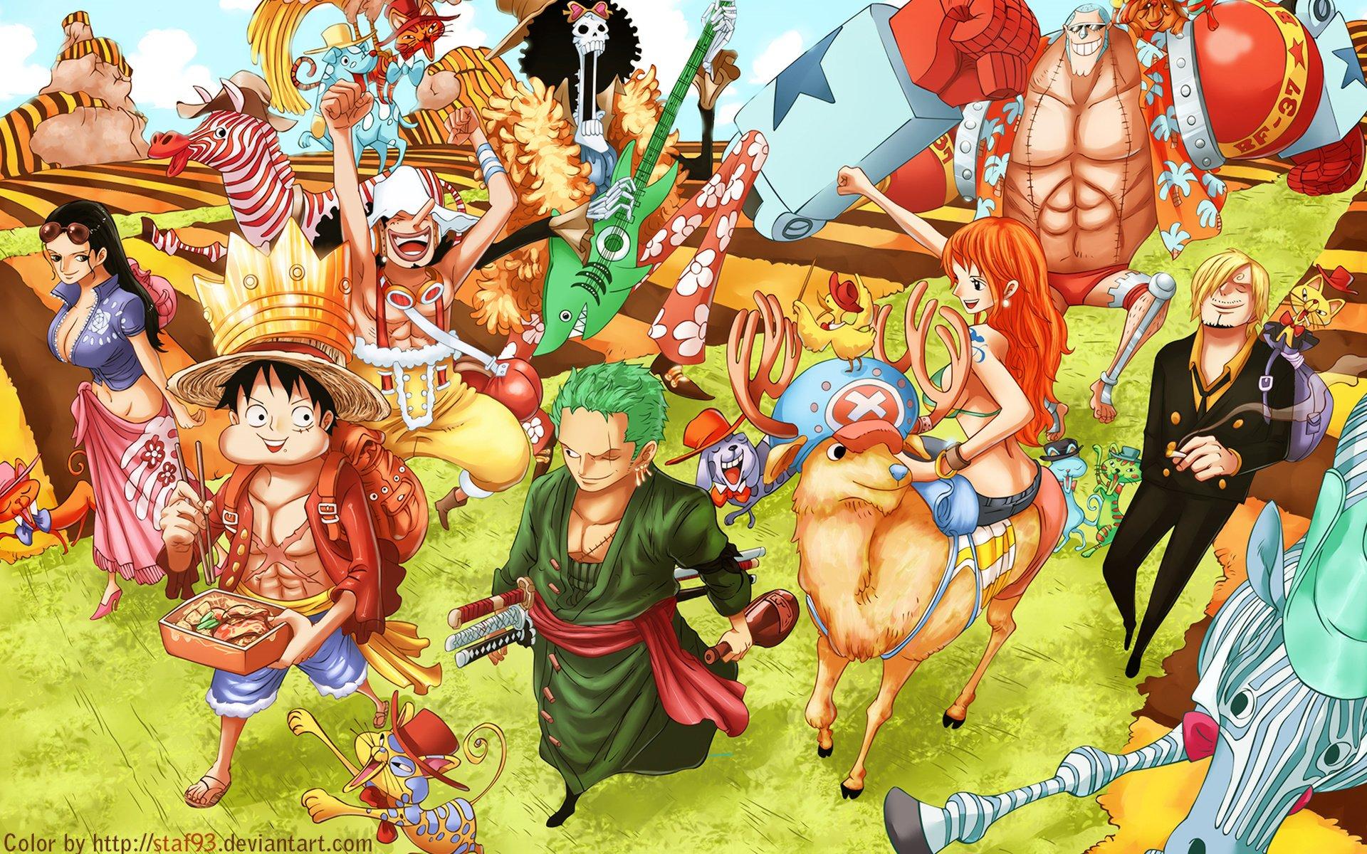 Hình nền Luffy one piece full HD đẹp