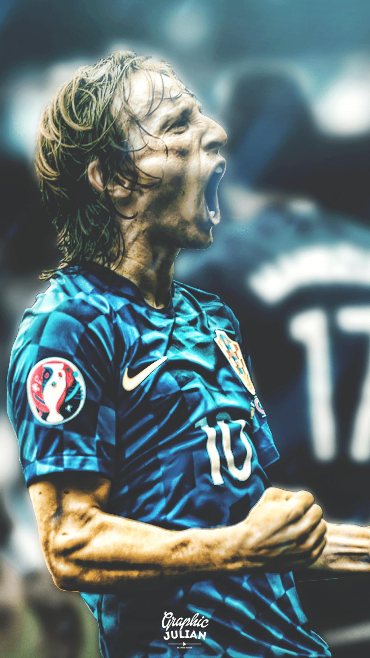 Hình nền Luka Modric đẹp