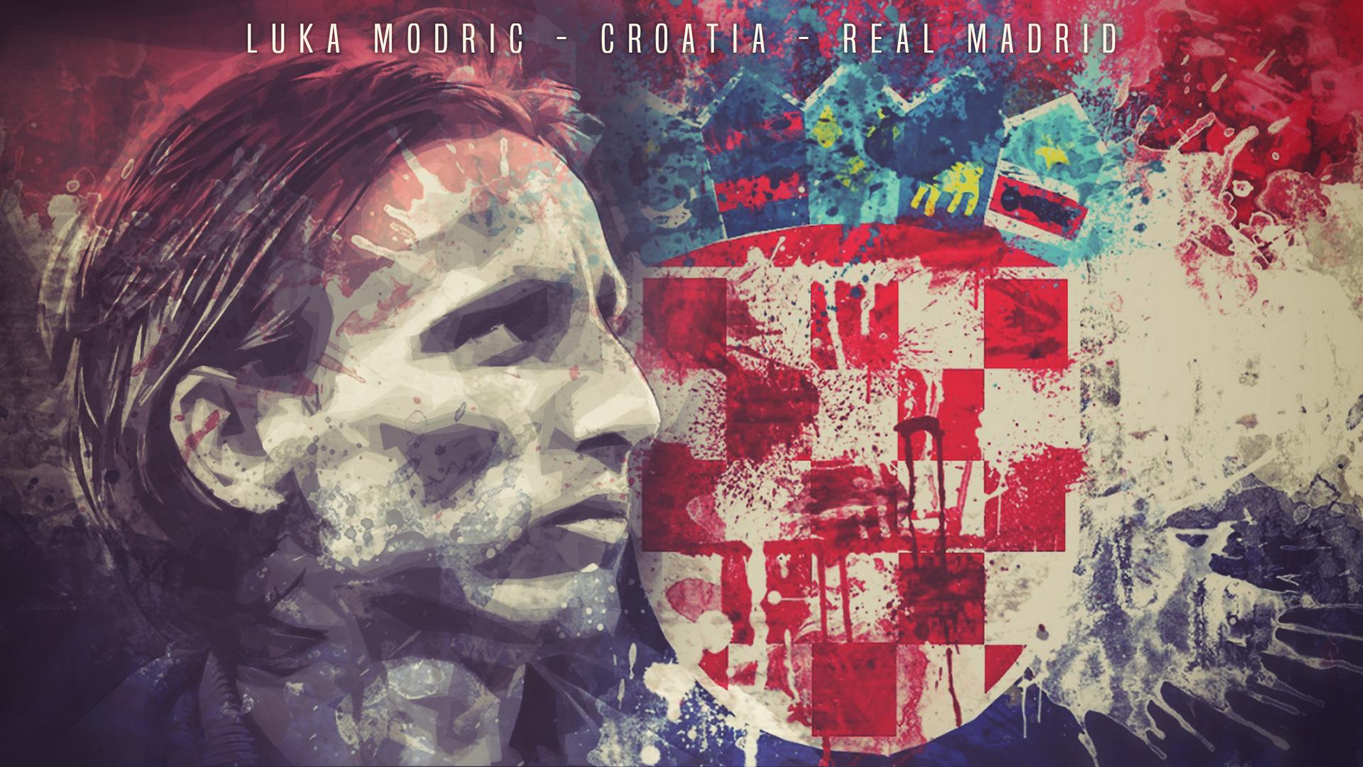 hình ảnh Luka Modric