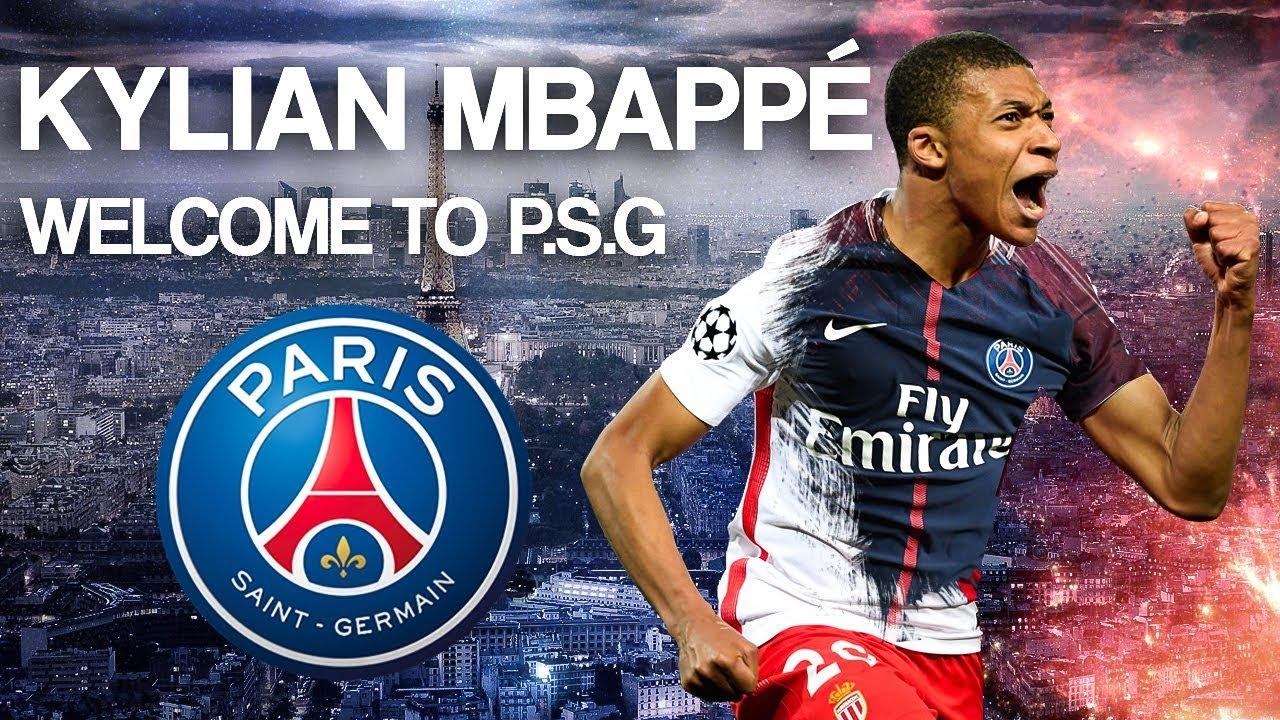hình ảnh Mbappe đẹp