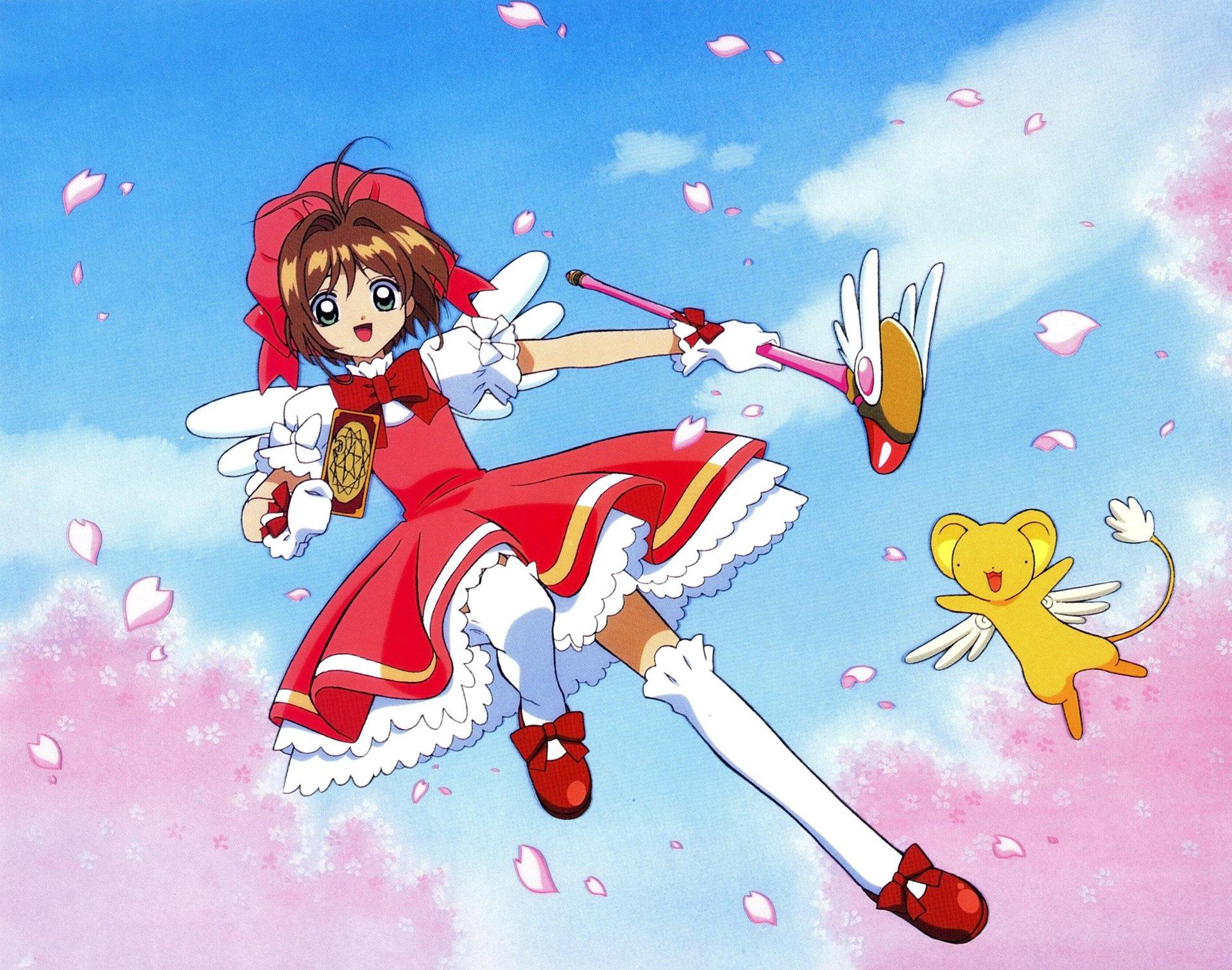 Sakura Kinomoto là một nhân vật hoạt hình Anime nổi tiếng mà những fan hâm mộ của Anime hầu như không ai là không biết đến.