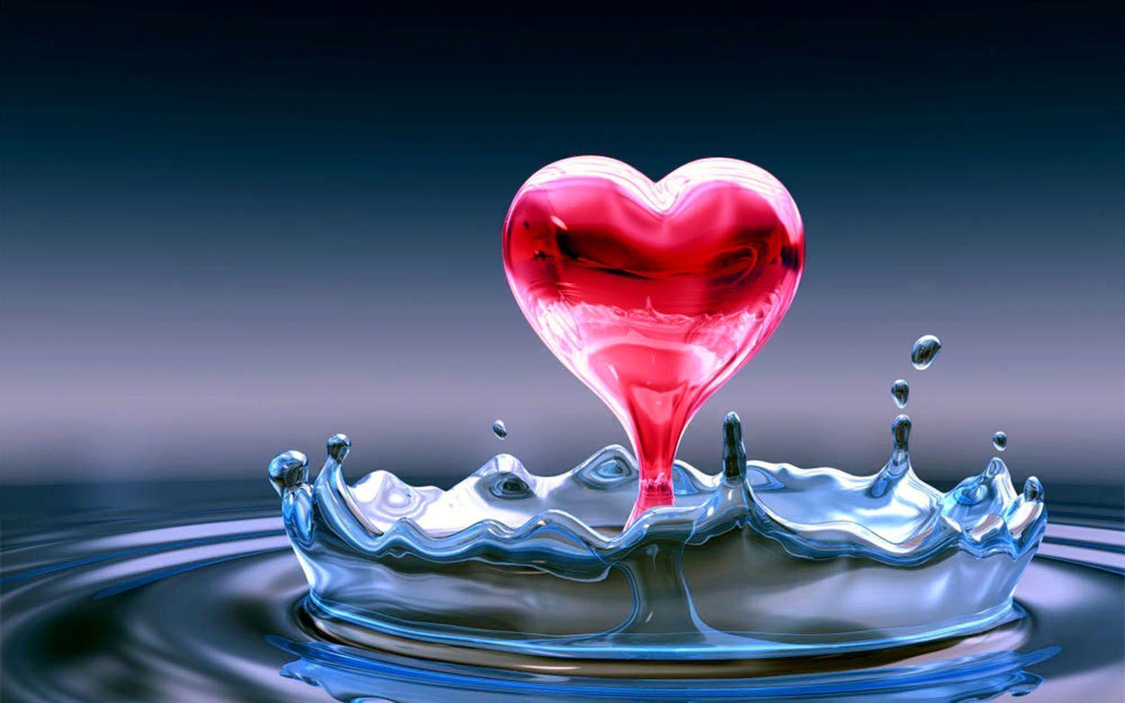 Bạn là một người đang rơi vào tình yêu? Vậy bạn có muốn cả thế giới biết điều đó bằng cách đặt những hình ảnh 3D tuyệt đẹp về tình yêu này ...
