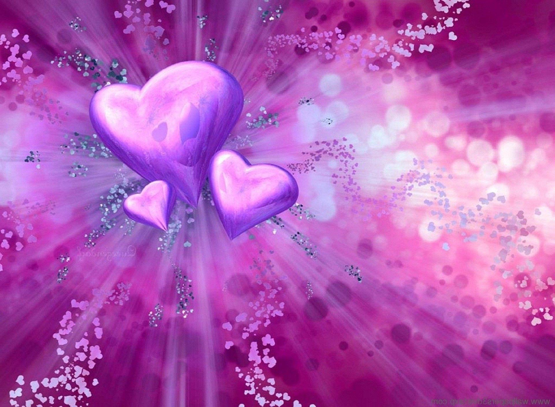 tải hình nền 3d về tình yêu