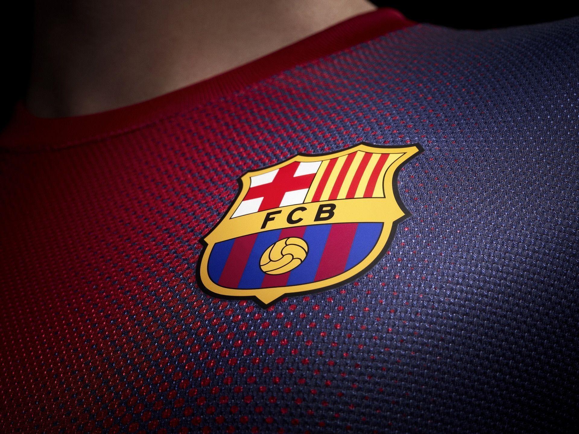 Hình nền logo Barca
