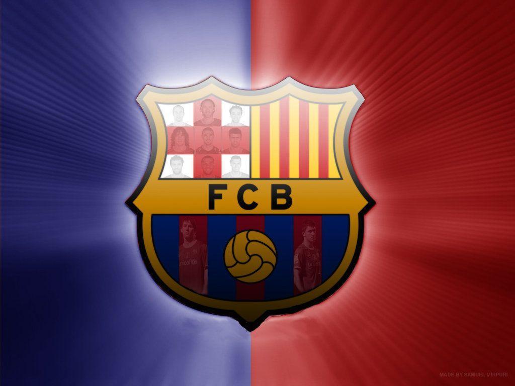 hình ảnh logo barcelona full hd